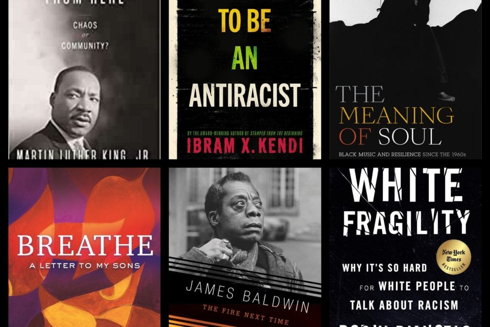 THE READING ROOM: Books to Help Understand (and Dismantle) the Culture of Racism