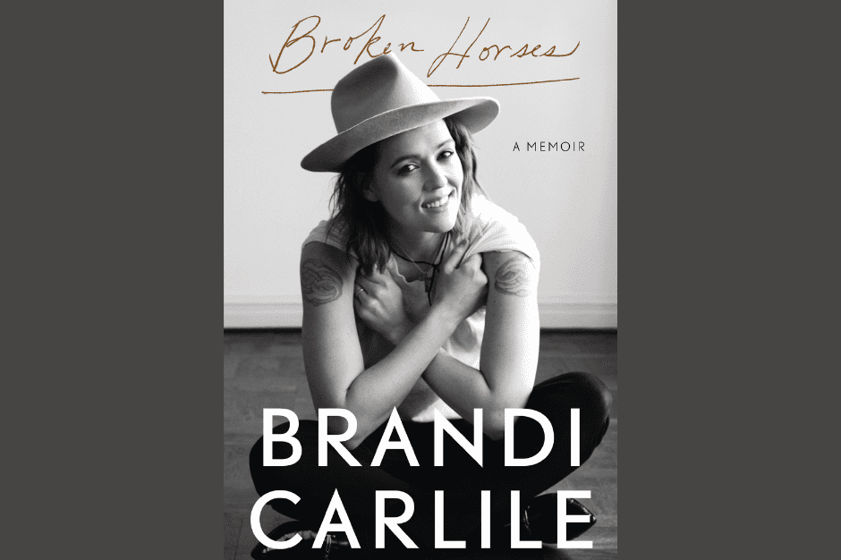 THE READING ROOM: Brandi Carlile Lets Her Story Run Free in Warm, Honest 'Broken Horses'